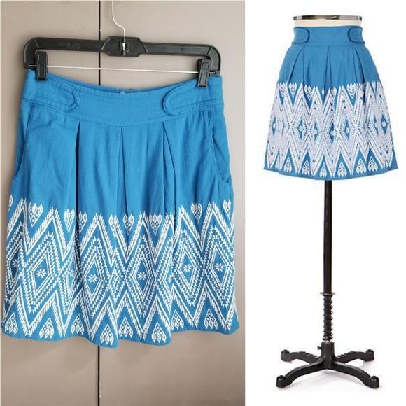 Anthropologie Dresses & Skirts - Anthropologie Floreat Winston skirt